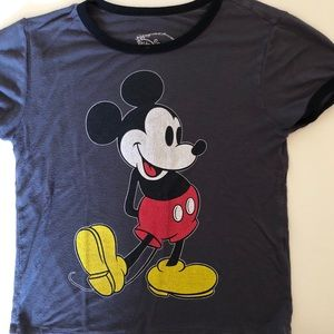 Disney Mickey Mouse ringer T-shirt